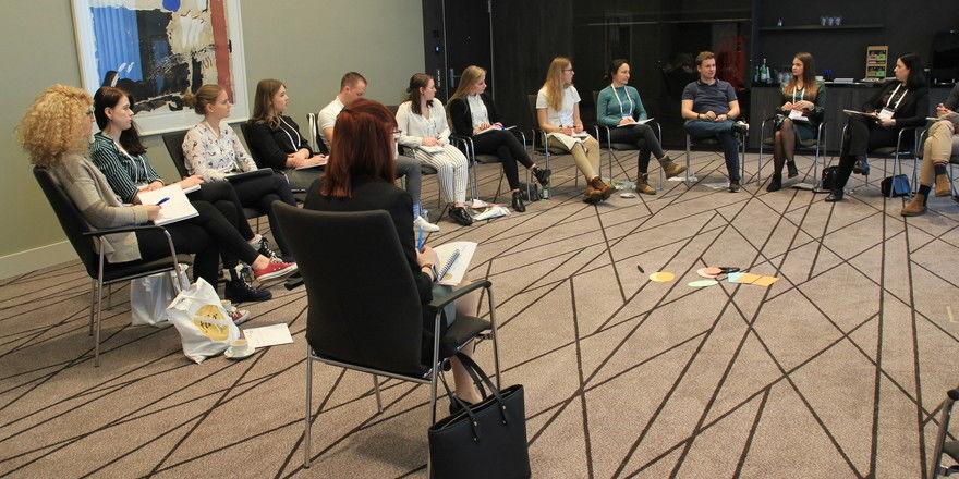 """Workshops & Networking bestimmten das Programm beim ersten """"Innovation Camp"""" der Fair Job Hotels"""