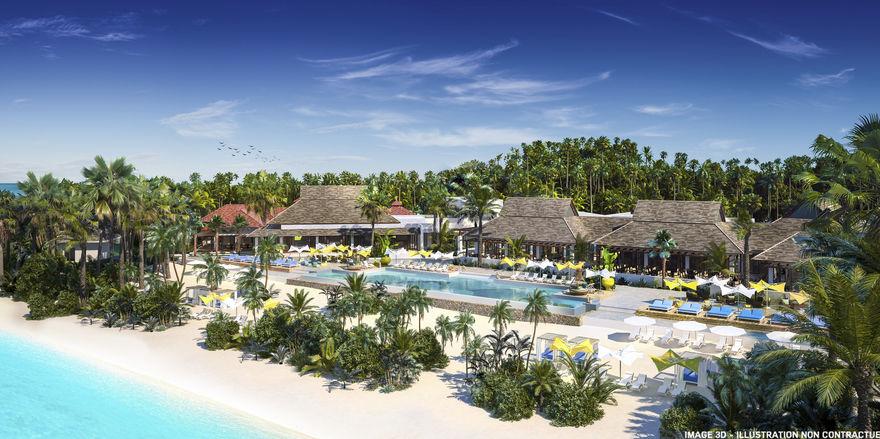 Eröffnet im Oktober 2020: Die ökologische Club Med-Anlage auf den Seychellen