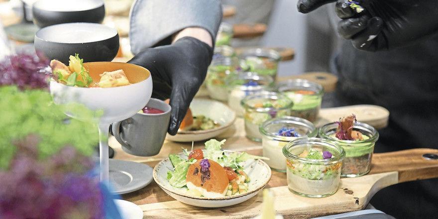 Sie erobern den Außer-Haus-Markt: Gesunde Snacks kommen bei einem breiten Publikum an
