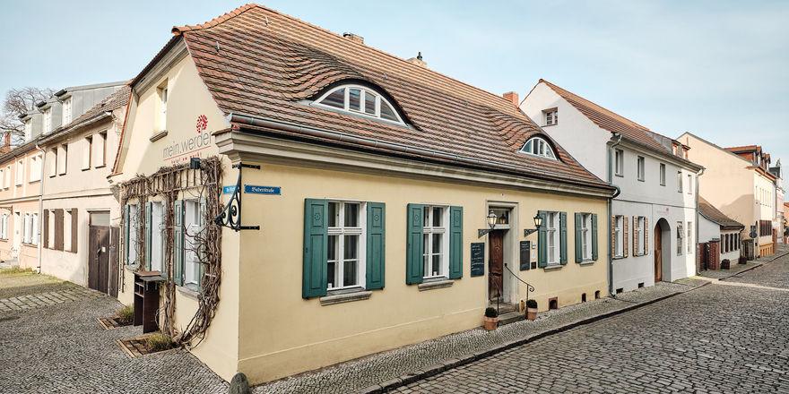 Neues Boutique-Hotel: mein.werder in Werder an der Havel