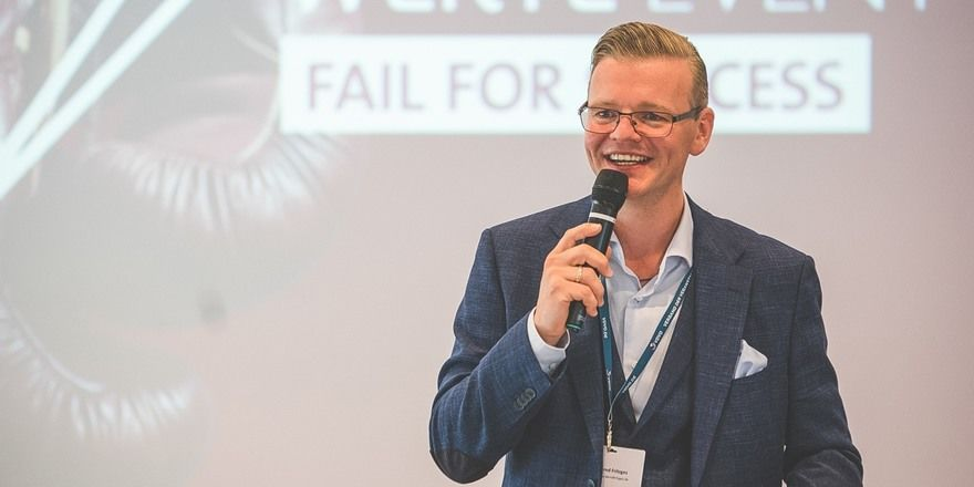 Er fordert noch mehr Hilfe für Veranstaltungslocations: Bernd Fritzges vom VDVO ist alamiert