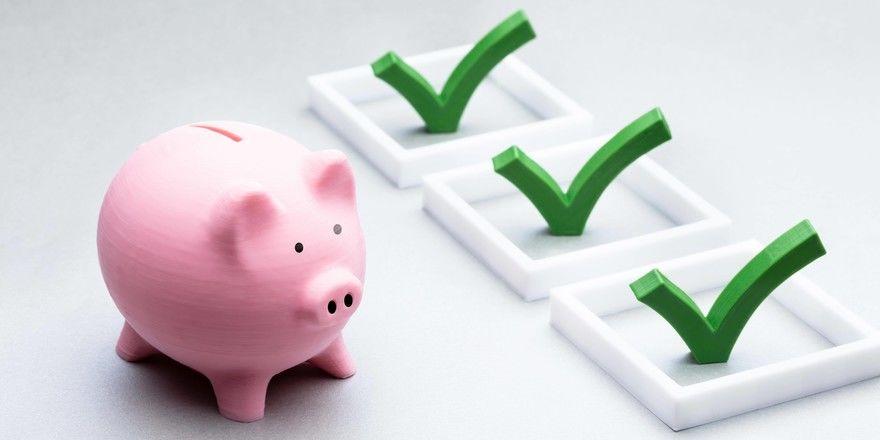 Einsparpotenzial: Wer kurzfristig Kosten senken will, sollte auch Einkauf und Lagerhaltung checken