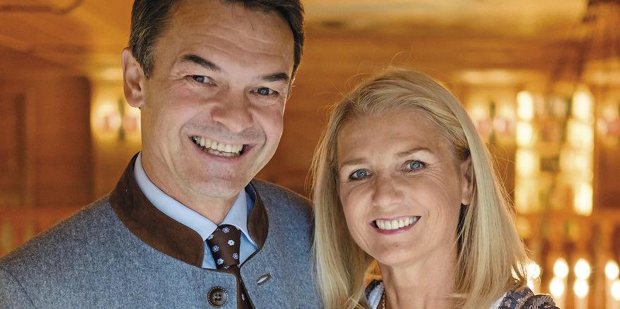 """Michael und Anna-Maria Fäßler: """"Eine unglaubliche Bestätigung unserer gemeinsamen Arbeitsleistung."""""""
