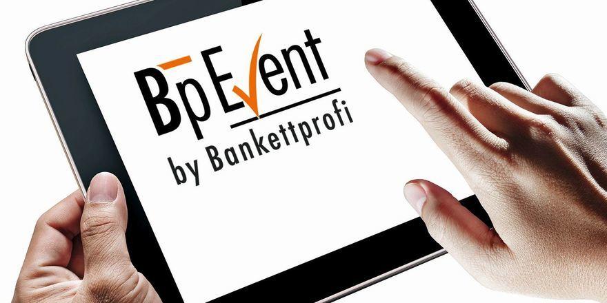 Veranstaltungssoftware, auch für unterwegs: Bankettprofi Event mobil