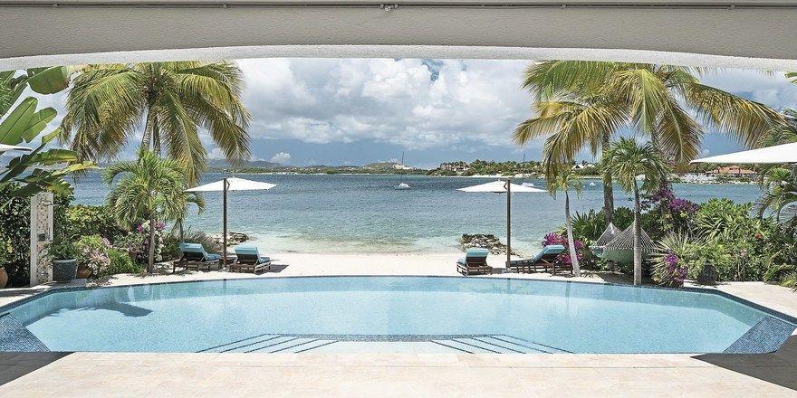Traumhafte Karibik: Das Jumby Bay Island lässt keine Extravaganz aus