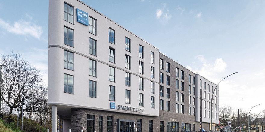 Serviced Apartments schlagen sich wacker