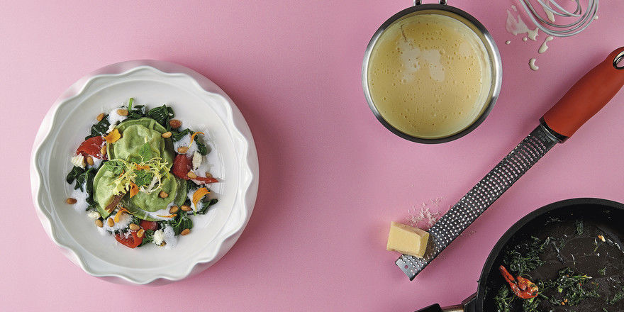 Immer parat: Mit Kühl-Convenience, hier von Achenbach, gelingen attraktive Gerichte.