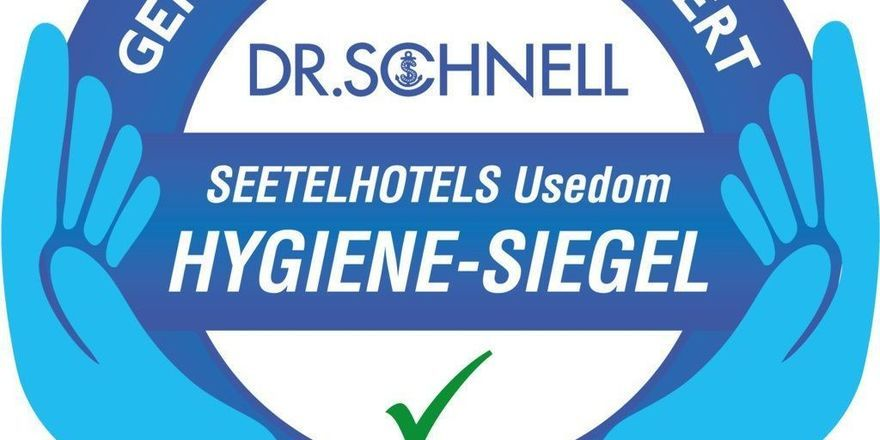 Gemeinsames Hygienekonzept: So werben Seetelhotels und Dr. Schnell
