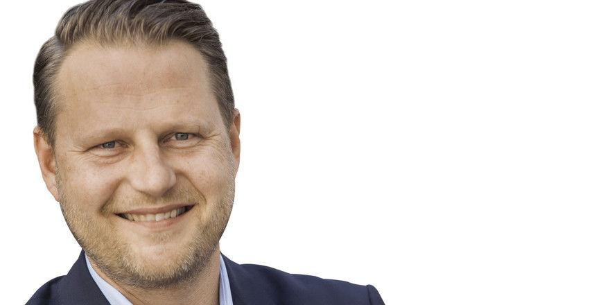 Thomas Reiche, Keyaccount Manager Hospitality WMF Group