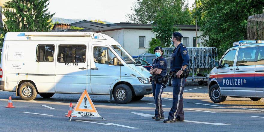 Grenzkontrollen innerhalb der EU: Hier an der deutsch-österreichischen Landesgrenze. Sie sollen ab dem 15. Juni der Vergangenheit angehören.