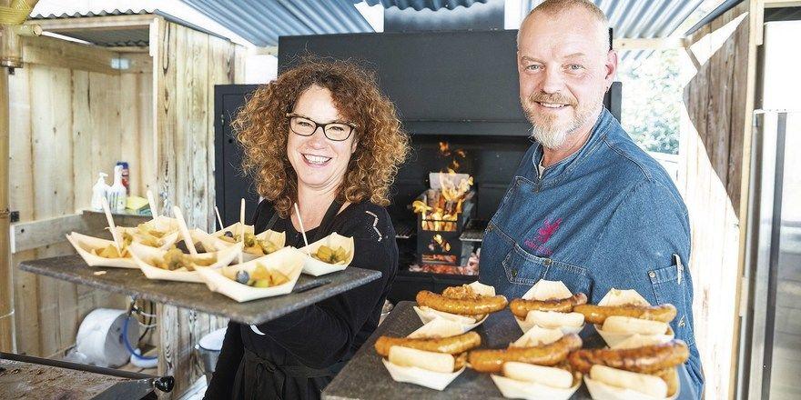 Einladendes Angebot: Erstmals findet die SFC Street Food Convention im Rahmen der Gastrotage West statt.