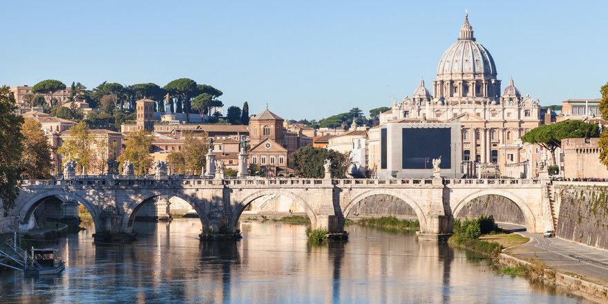 Rom: Die Ewige Stadt bekommt ein Intercontinental Hotel
