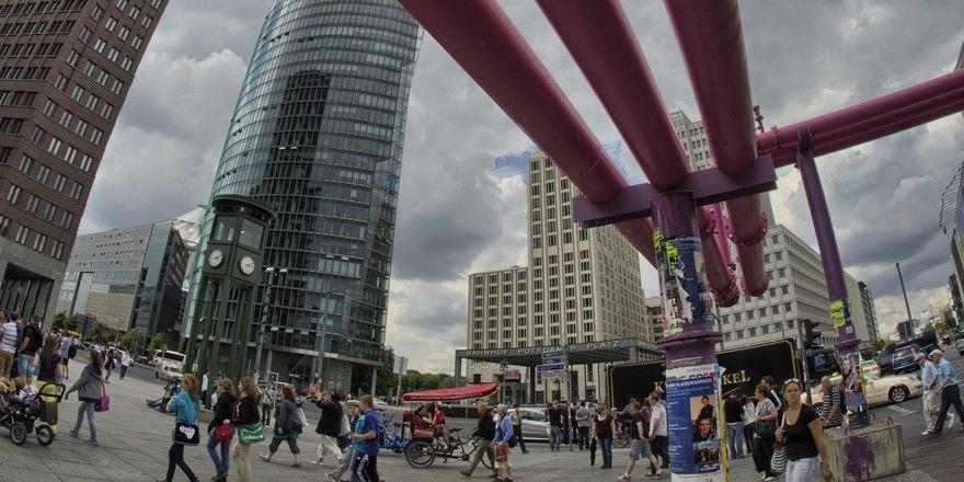Unter Druck: Der Hotelmarkt Berlin