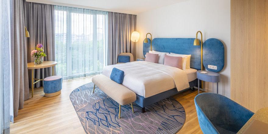 Neue Betten für Leipzig: Die internationale Marke Capri by Fraser startet mit großzügigen Apartments