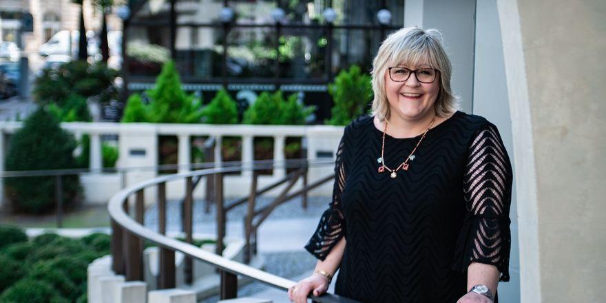 Neue Herausforderung: Andrea Ludy wechselt von der Zentrale in eine General-Manager-Position