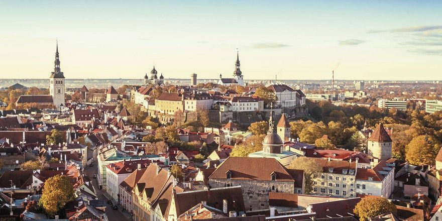 Attraktive Destination: Tallinn ist die am besten erhaltene mittelalterliche Stadt Nordeuropas.