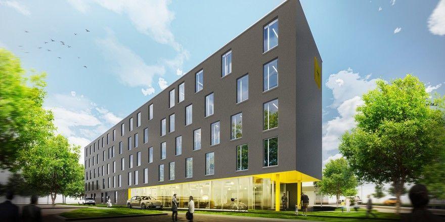 Mit dem Zleep Hotel Hannover kommt das dritte Haus der skandinavischen Marke nach Deutschland