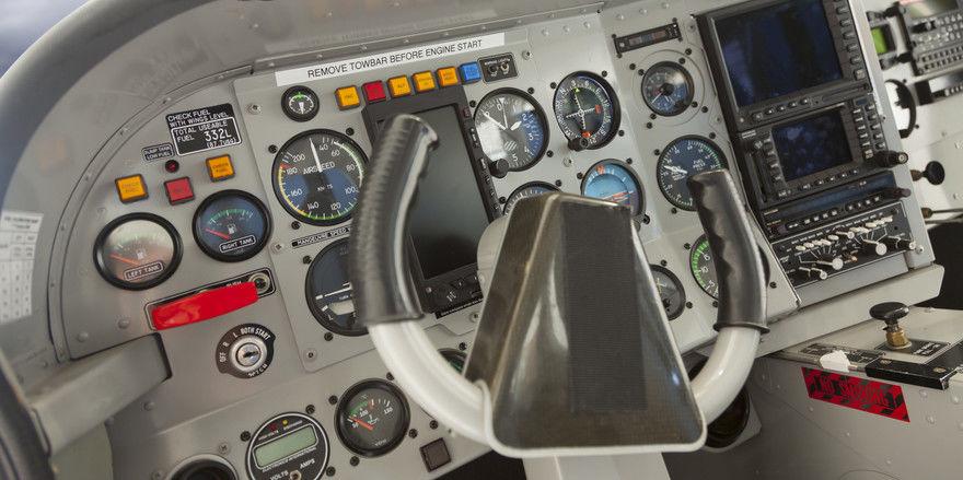 Den Betrieb wie vom Cockpit aus durch das Geschäftsleben navigieren: Das verspricht die HGK mit ihrem ChefsCockpit