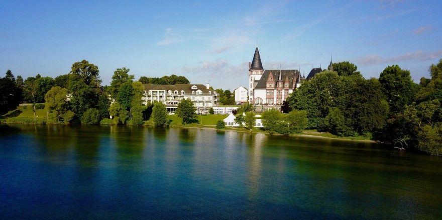 Attraktiv: Das Seehotel Schloss Klink
