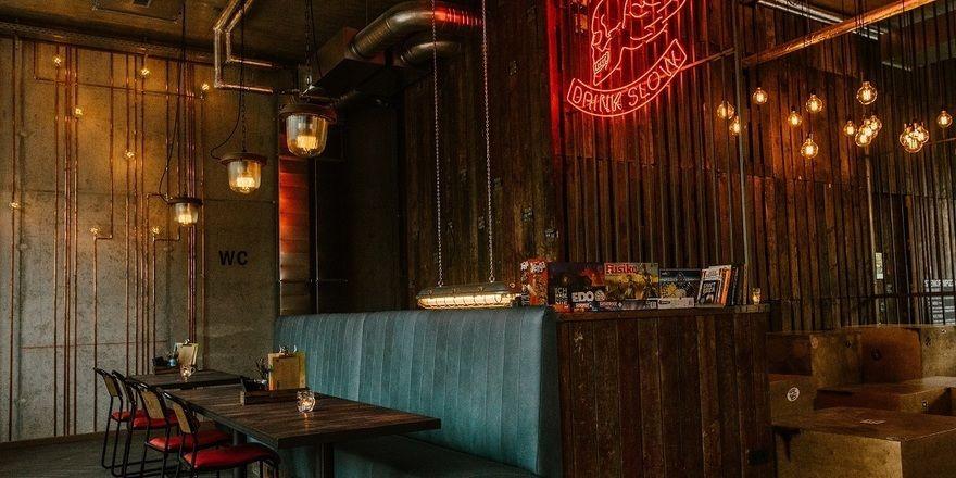 Stylish: Die BrewDog Bar im Zentrum Berlins