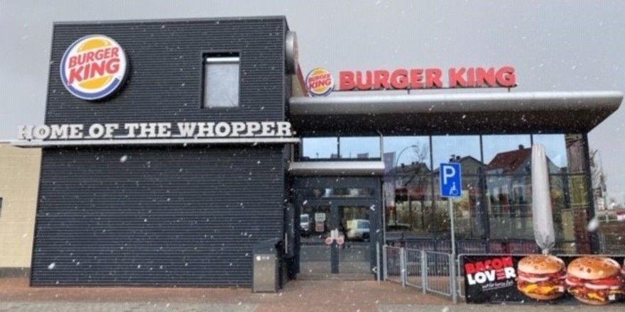 An Autobahnen und Bundesstraßen: Die Burger-King-Filialen von toma gastro