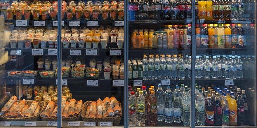 Beliebt: To-go-Convenience im Supermarkt