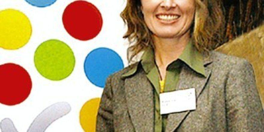 """Für klare Positionen: <em>Alexandra Graf beim WHD-Treffen <tbs Name=""""foto"""" Content=""""*un*gw.6,5""""/>"""