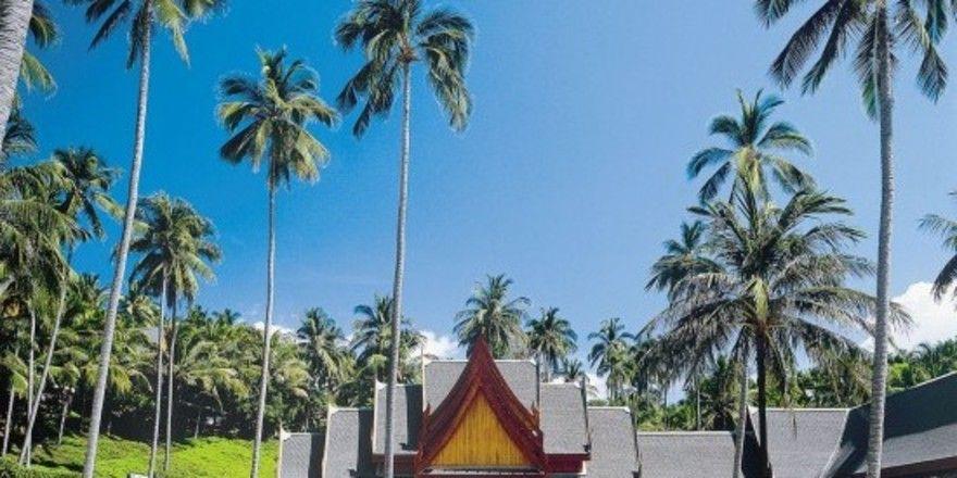 Flaggschiff: Das Amanpuri-Hotel