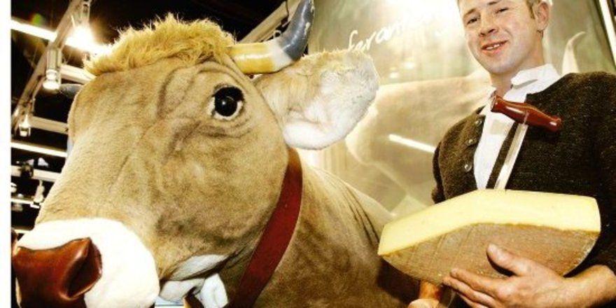 """Gesunde Kuh – gesunder Käse: <em>""""Alles Bio"""" heißt es bei 2600 Ausstellern im Messezentrum in Nürnberg <tbs Name=""""foto"""" Content=""""*sm*un*gw.6,5""""/>"""
