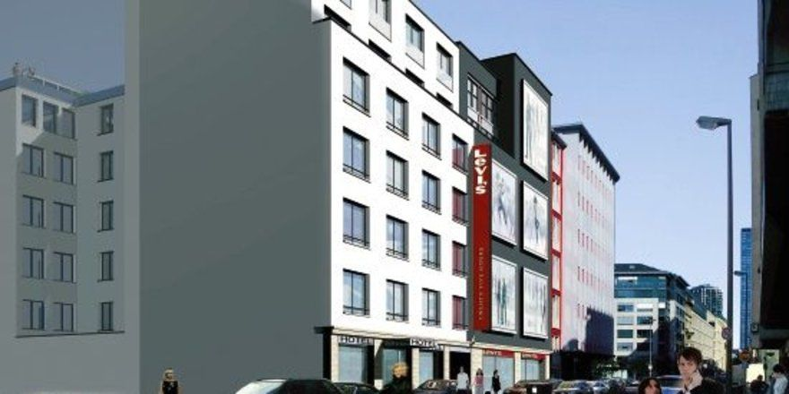 """Klare Linien: <em>Die Fassade des neuen Hotels trägt die minimalistische Handschrift des Architekten Karl Dudler <tbs Name=""""foto"""" Content=""""*sm*un*gw.6,5""""/>"""