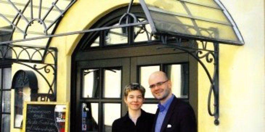 Junge Gastronomie in alten Mauern - Allgemeine Hotel- und ...