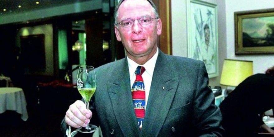 Soll seinen Posten räumen: Ernst-Ulrich Schassberger