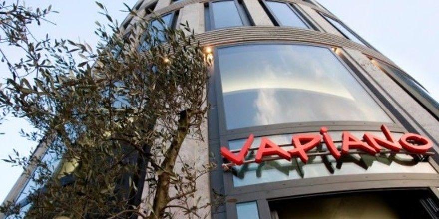 Aufstrebend: In London eröffnet das bislang größte Vapiano