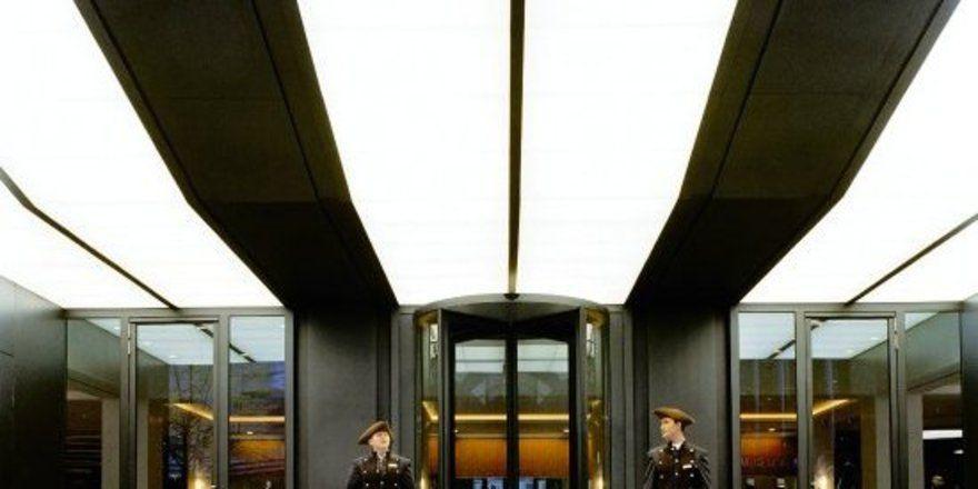 """Exklusiver Empfang: <em>Das Hotel Concorde Berlin ist das einzige deutsche Haus der französischen Gruppe <tbs Name=""""foto"""" Content=""""*sm*un*gw.6,5""""/>"""