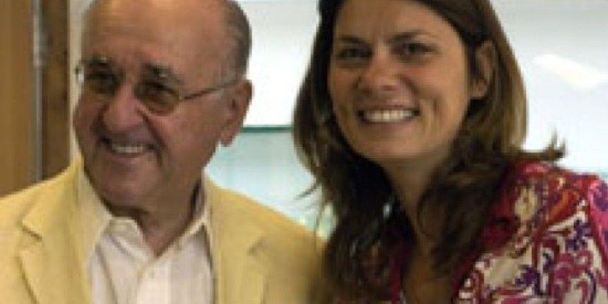 Engagieren sich für gesunde Ernährung: Alfred Biolek und Sarah Wiener