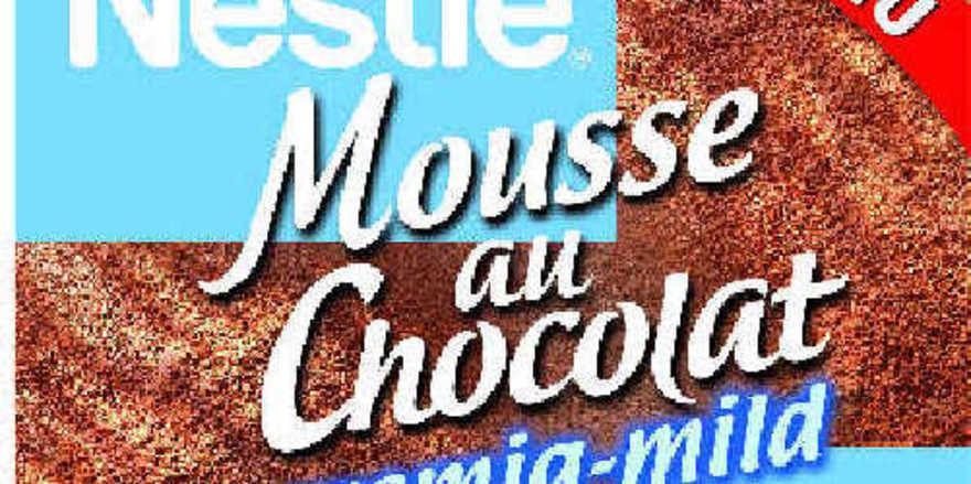 Süßer: Die neue Mousse