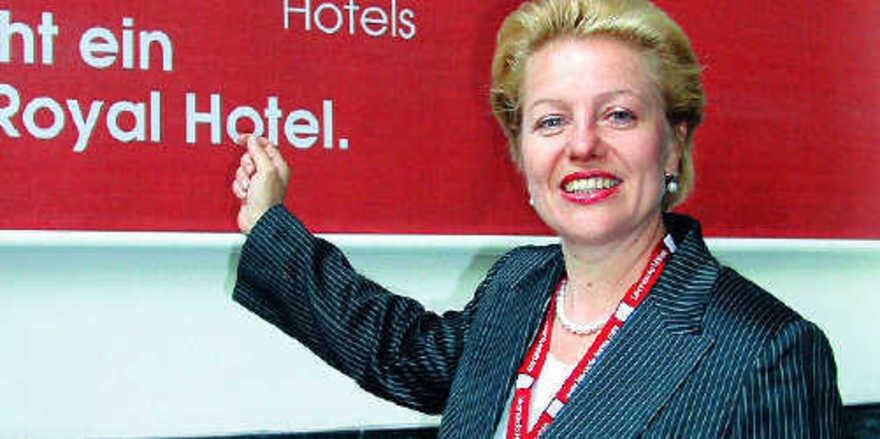 Vorfreude: Hoteldirektorin Gabriele Maessen kann Mitte nächsten Jahres die ersten Gäste empfangen