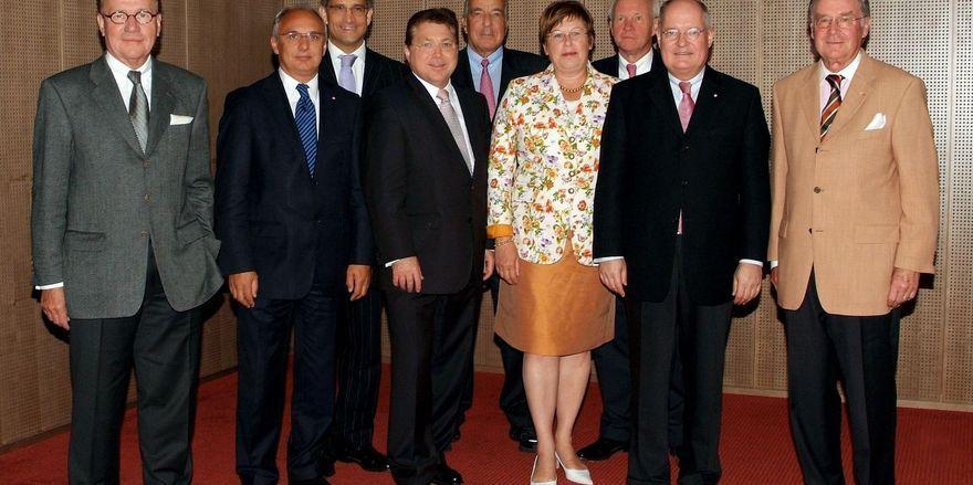 Macht sich stark für die Hotellerie in Deutschland: Der neu gewählte Vorstand des Hotelverbandes Deutschland