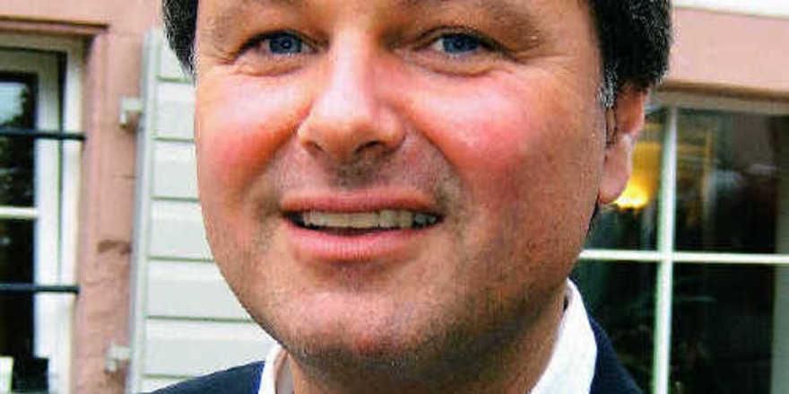 Zuversichtlich: René Gessler hat das Hotel auf Kurs gebracht
