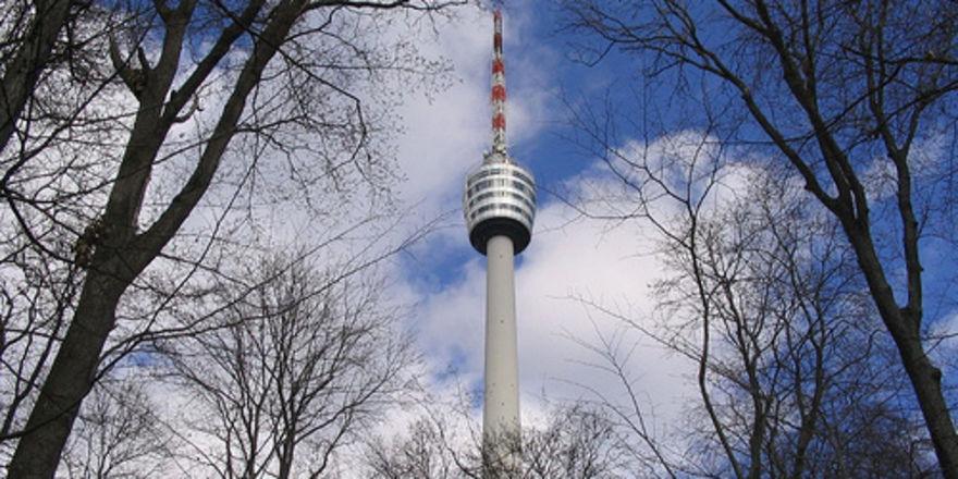 Wahrzeichen: Der Stuttgarter Fernsehturm