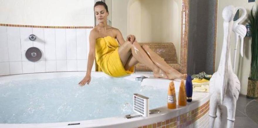 Schöne Auszeit: Im Bad findet so mancher Hotelgast die lang ersehnte Ruhe