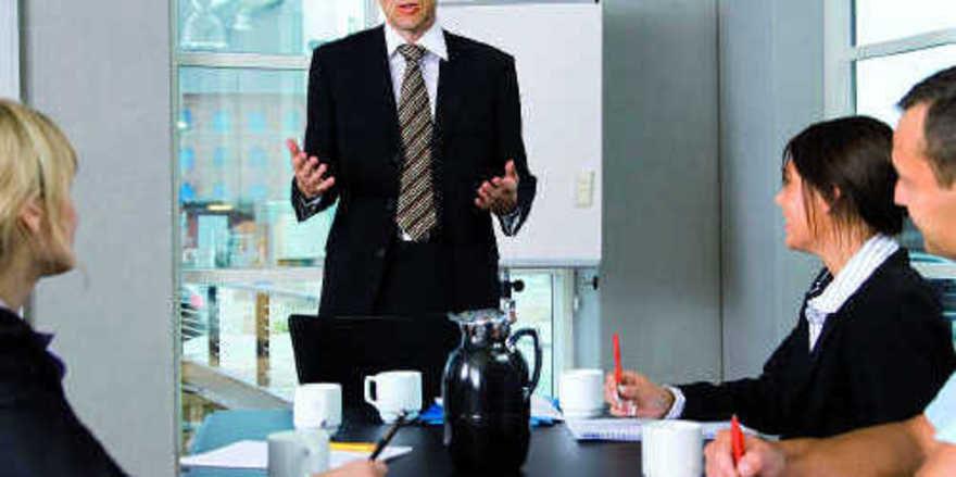 Gemeinsam zum Erfolg: Gute Chefs können ihre Mitarbeiter begeistern
