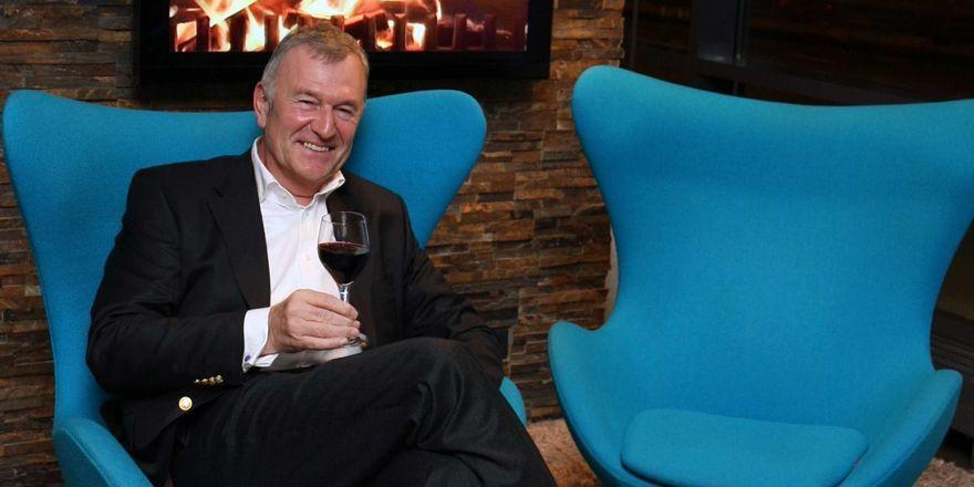 Hotelier des Jahres: Dieter Müller