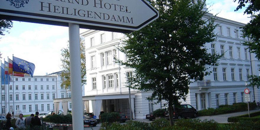 Grandhotel Heiligendamm: Kein Kempinski-Haus mehr