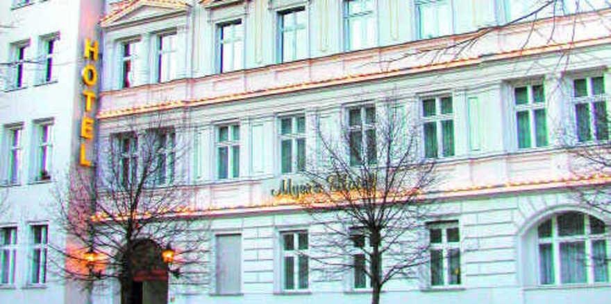 Precise Steigt Im Myer S Ein Allgemeine Hotel Und Gastronomie Zeitung