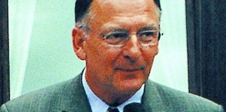 Umstritten: Ernst-Ulrich Schassberger