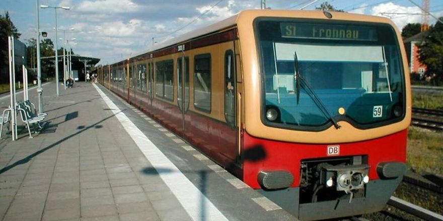 Bahn Verkehr Eingestellt