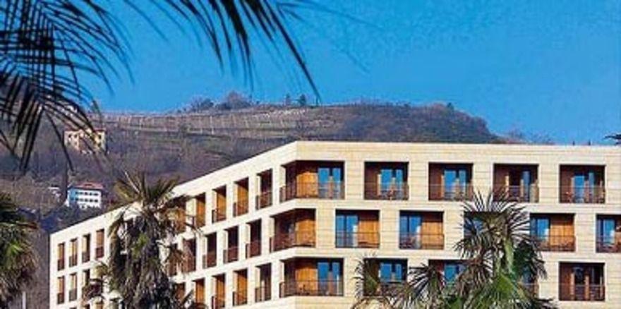 Wird abgegeben: Das Steigenberger Hotel Meran