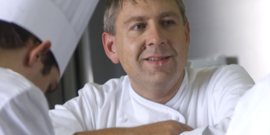 Familie hat Vorrang: Küchenchef Matthias Buchholz