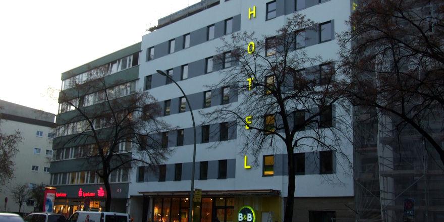 B B Eroffnet Hotel In Berliner City Lage Allgemeine Hotel Und